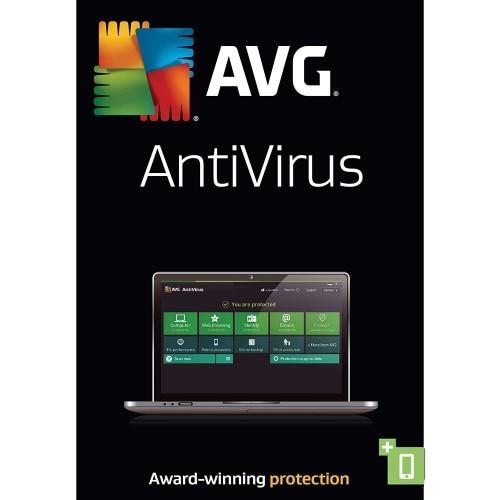 AVG Exceptional AntiVirus - 1-Year / 1-PC - Global