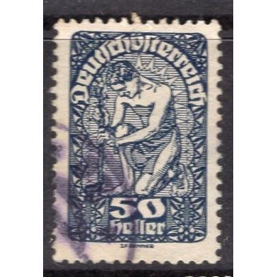 Austria (1919-20) Sc# 215 (1) used