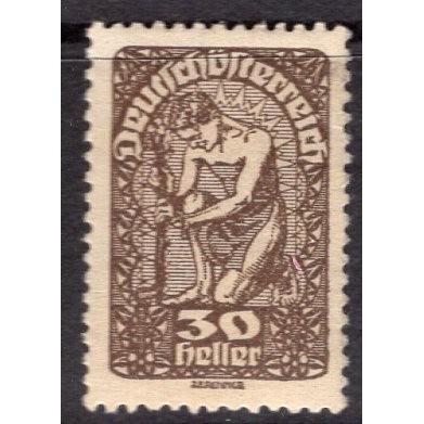 Austria (1919-20) Sc# 211 MH