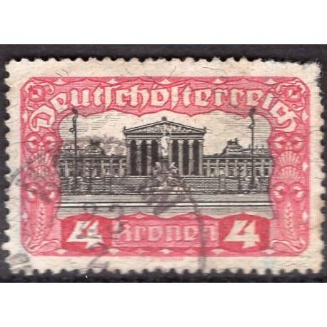 Austria (1919-20) Sc# 222 used