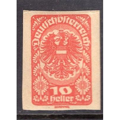 Austria (1920) Sc# 230 MH