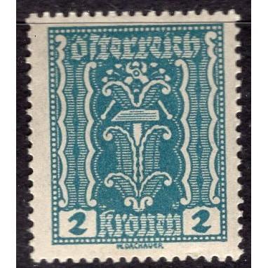 Austria (1922-24) Sc# 252 MH