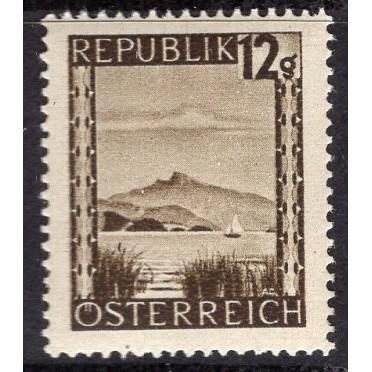 Austria (1945-46) Sc# 461 MNH