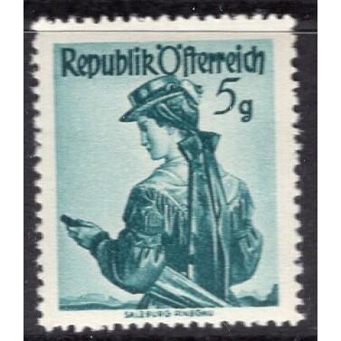 Austria (1948-52) Sc# 521 MH
