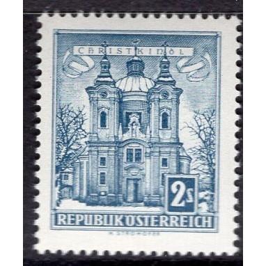 Austria (1957-61) Sc# 625 MNH