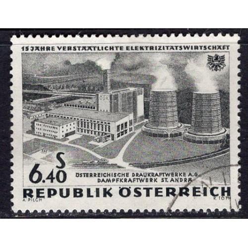Austria (1962) Sc# 681 used