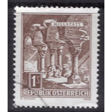 Austria (1962-70) Sc# 693 (1) used