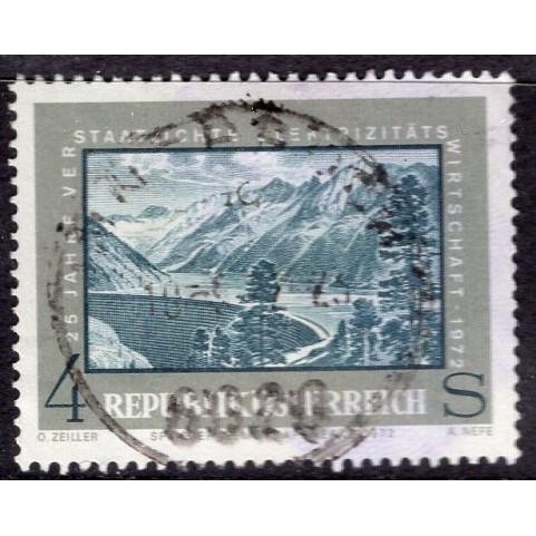 Austria (1972) Sc# 925 used