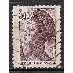 (FR) France Sc#  1802  Used  (2990)