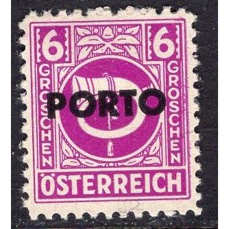 Austria (1946) J191 MH