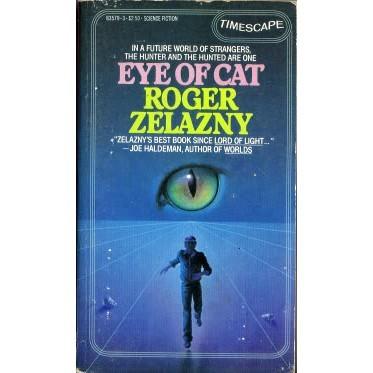 ZELAZNY Roger EYE OF CAT