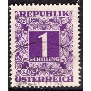 Austria (1949-57) S# J247 used
