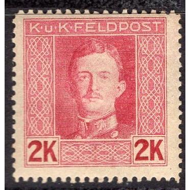 Austria (1917-18) S# M65 MH