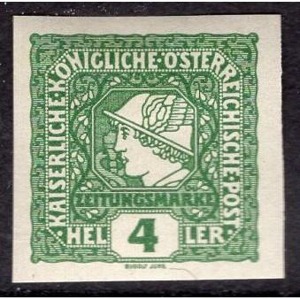 Austria (1916) S# P20 MH
