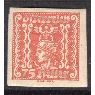 Austria (1921-22) S# P49 MH