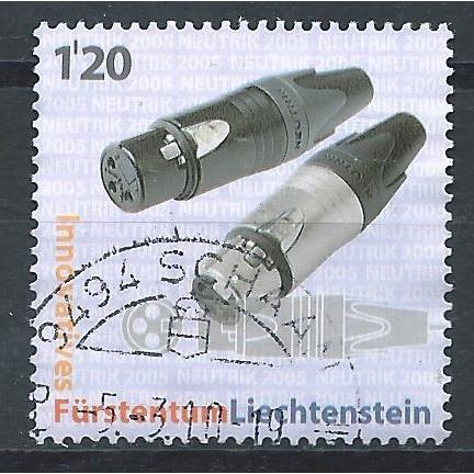 LIECHTENSTEIN 2008 – Used Sc. 1425. CV $1.60