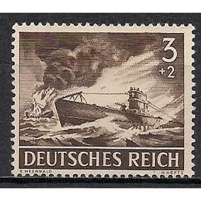 (GR) Germany  Sc#  B213  Unused no gum   (3114)