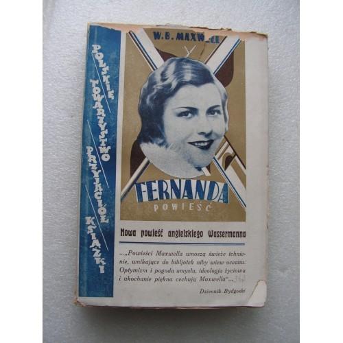 Fernanda. Maxwell. -1935-. Tlumaczyla Lucyna Matysek-Majewska