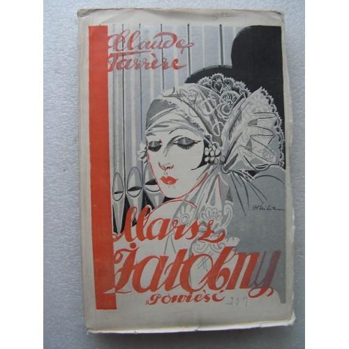 """Marsz Zalobny. Farrere. -1933-. Wydawnictwo """"Globus"""" we Lwowie."""