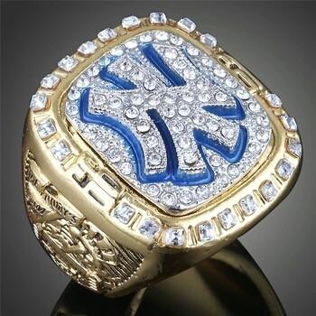 New York Yankees 1999 Ring MLB Baseball World Champions Rings  Free Shipping