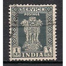 (IN) India Sc#  O137  Used  (3236)