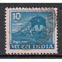 (IN) India Sc#  669  Used  (3255)