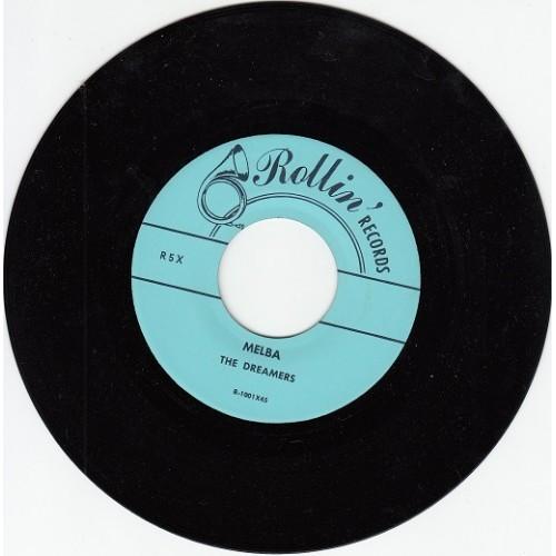 DREAMERS ~ MELBA*Mint-45 !
