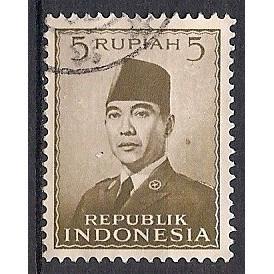 (IND) Indonesia  Sc# 393  Used  (3377)