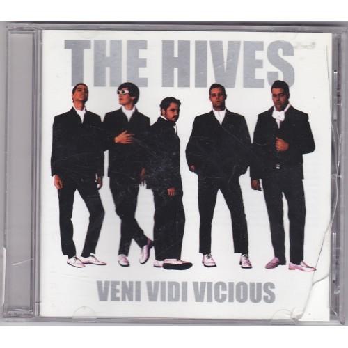 Veni Vidi Vicious by The Hives CD 2002 - Good