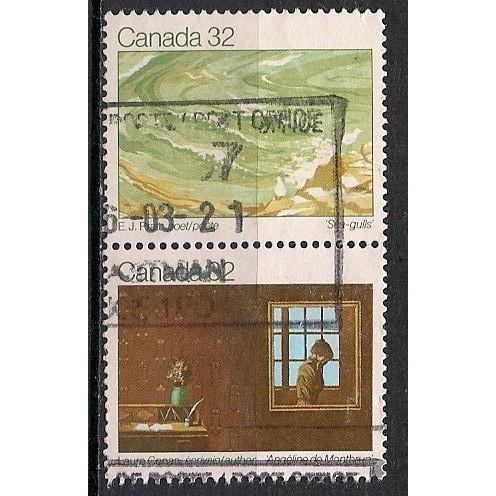 (CD) Canada Sc# 978-79  Used  (3452)