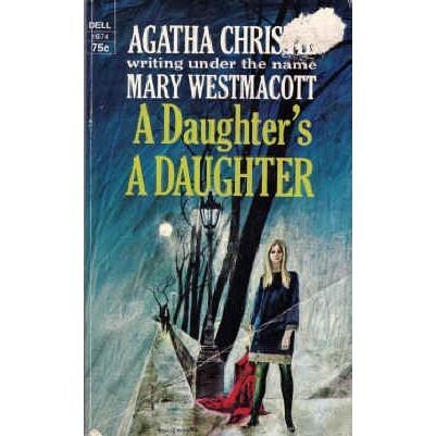 CHRISTIE Agatha DAUGHTER'S A DAUGHTER Reader