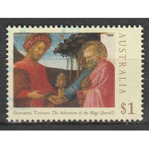 (AUT) Australia Sc# 1394  Used  (3502)