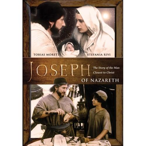 JOSEPH OF NAZARETH - DVD