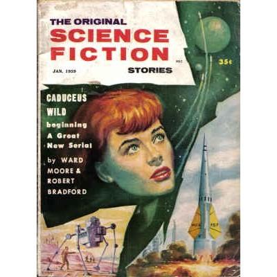 ORIGINAL SF STORIES 1959/ 1 Caduceus Wild Pt 1