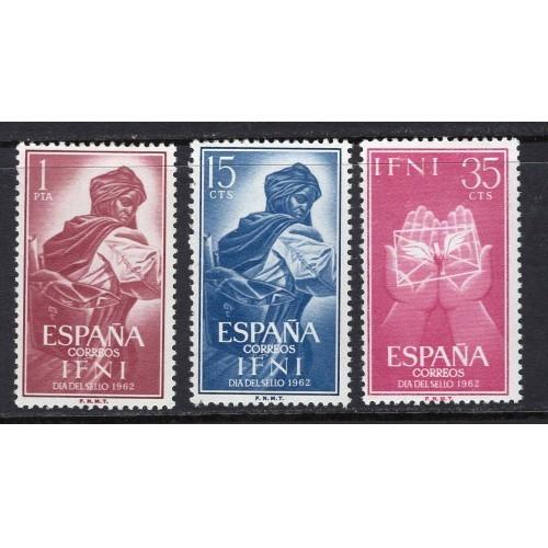 IFNI (1962) S# 106-8 MH