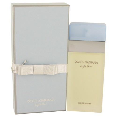 Light Blue Perfume By Dolce & Gabbana for Women 3.4 oz Eau De Toilette Spray