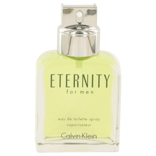 Eternity Cologne By Calvin Klein for Men 3.4 oz Eau De Toilette Spray (Tester)