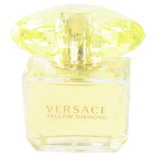 Versace Yellow Diamond Perfume By Versace for Women 3 oz Eau De Toilette Spray T
