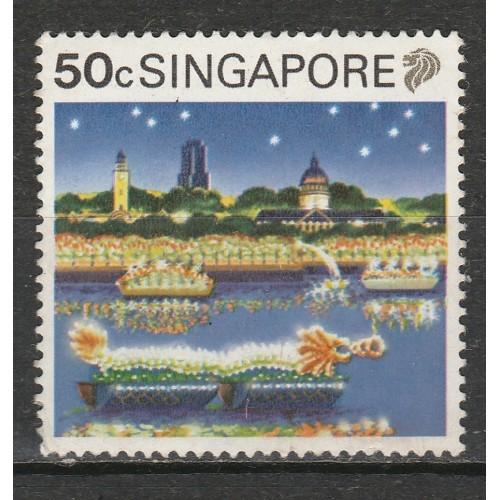 (SIN) Singapore Sc# 514 Used  (3676)
