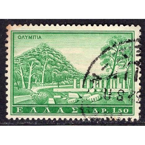 Greece (1961) S# 697 used