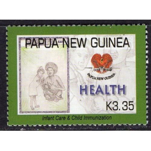 Papua New Guinea (2007) S# 1262