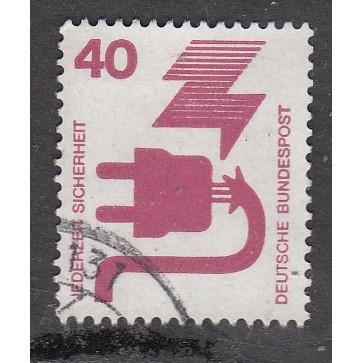 Germany  Scott 1079  Used