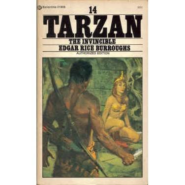 BURROUGHS Edgar Rice TARZAN THE INVINCIBLE 3rd