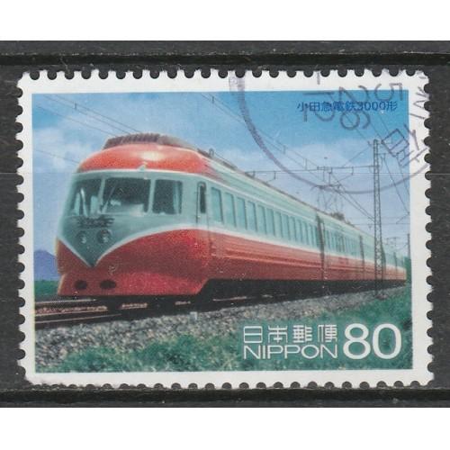 (JP) Japan Sc# 3603b Used (3818)