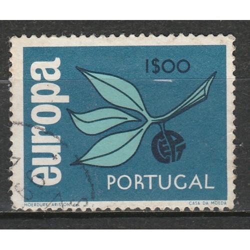 (POR) Portugal Sc# 958 Used (3879)