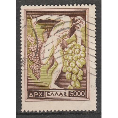 (HE) Greece Sc# 555 Used  (3883)