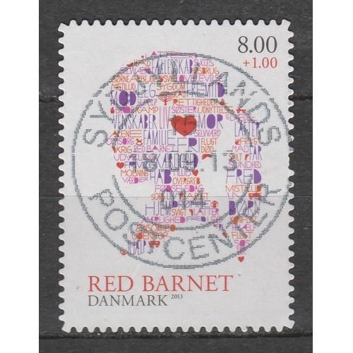 (DK) Denmark Sc# B105 Used (3956)