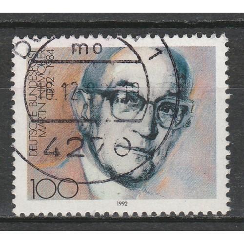 (GR) Germany Sc# 1698 Used ((4009)