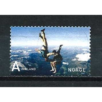 NORWAY 2007 – Used Sc. 1504. CV $0.50