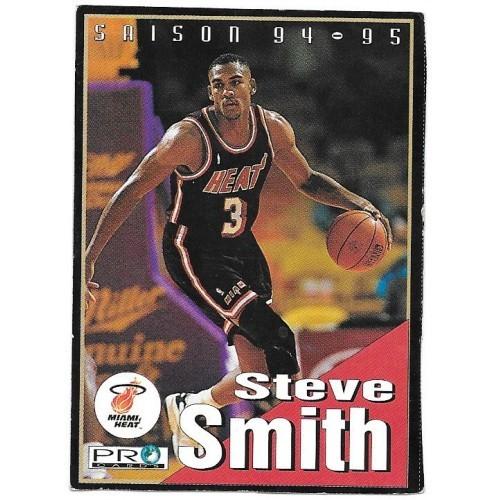 Pro Cards - Basket - Steve Smith